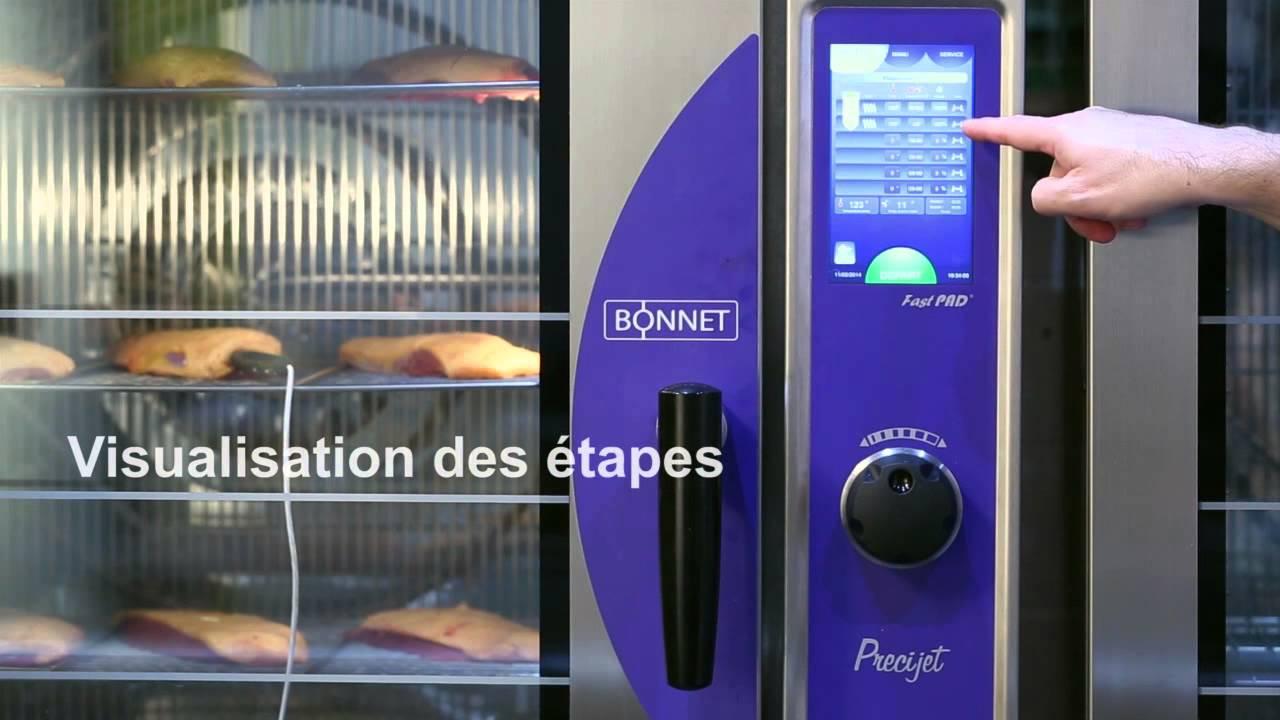 Bonnet thirode grande cuisine four mixte precijet youtube - Bonnet thirode grande cuisine ...
