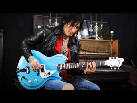 Supro Sahara Guitar Official Demo by Richard Fortus from Guns N' Roses
