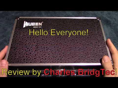 Wuben T101 Vulcan Flashlight Review!