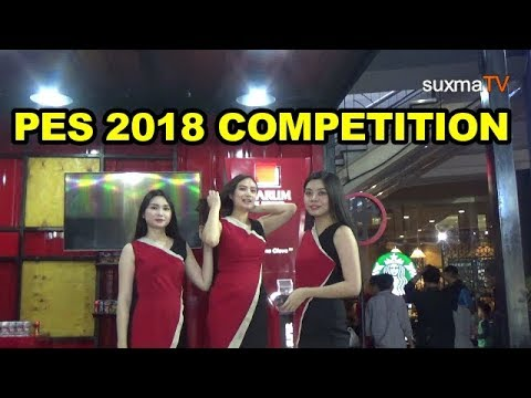 WOW MEMBLUDAK PESERTA GAME EVENT PES 2018 COMPETITION - 동영상