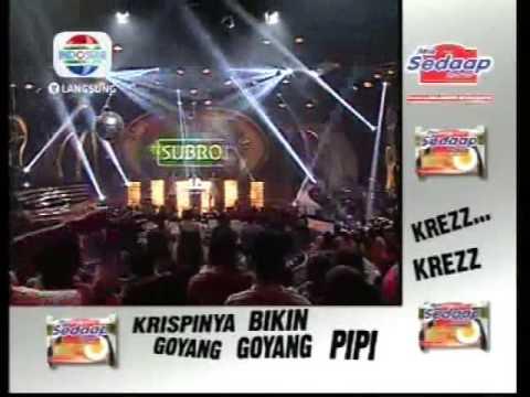 Subro - 1001 Macam - #KonserFinal4Besar - DAcademy Indonesia