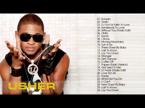 Usher Greatest Hits || Usher  Best Songs