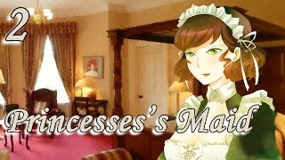 PRINCESSES'S MAID Part 2 (Tatiana Ending)