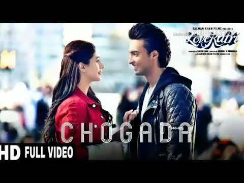 Chogada Mp3 Song | Loveratri | Dj Cheats |