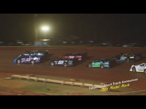 Talladega Short Track | Durrence Layne 602 Sportsman | Aug 10, 2019