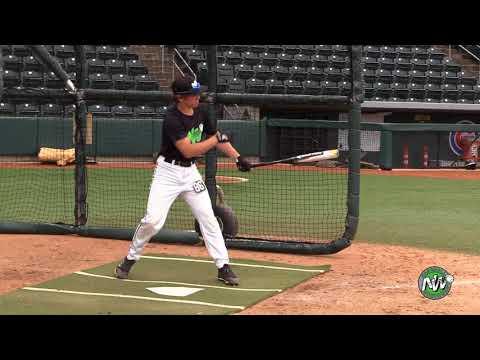 Wilson Weber - PEC - BP - Sam Barlow HS (OR) - June 21, 2018