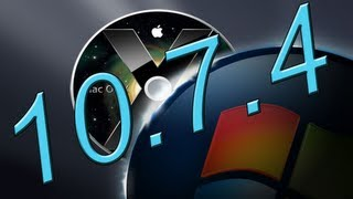 How To Install Mac OS X Lion 10.7.4 Retail On Intel/AMD PC (Image Download)