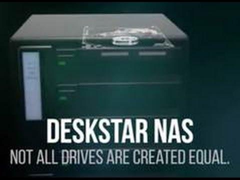 HGST Official HGST Deskstar NAS Overview