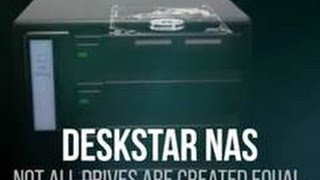 HGST Official HGST Deskstar NAS Overview
