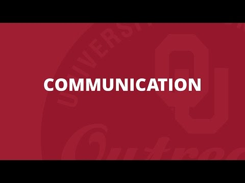 Communication Degrees Designed for Military Personnel – OU Outreach