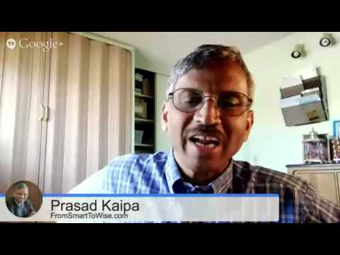 EntrepreNerds Between the Sheets: Author Interview w/ Prasad Kaipa