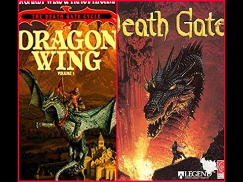 Death Gate Cycle Book 1, Dragon Wing (Review as Read 73)