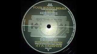 Goldie - Kemistry VIP (Grooverider Remix)
