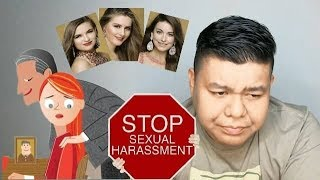Sexual Harassment in Miss Earth 2018 | Jhuan Matheo