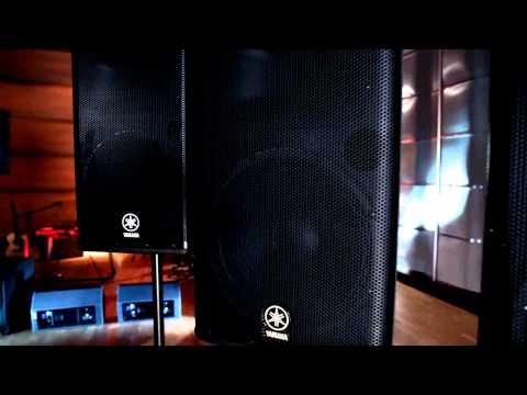 Yamaha DSR Series Loudspeaker System (English)
