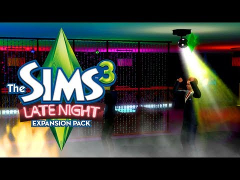 LGR - The Sims 3 Late Night Review