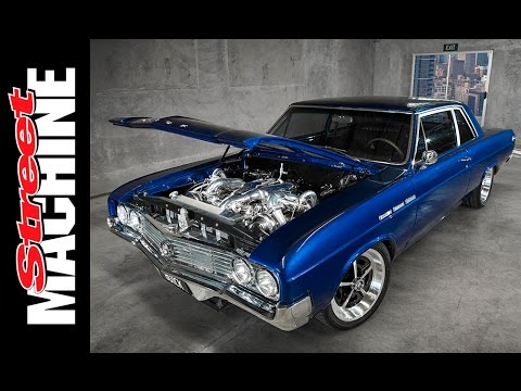 NRE 1600hp Twin Turbo Buick Special
