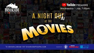 A Night in at the Movies | Brookside Theatre