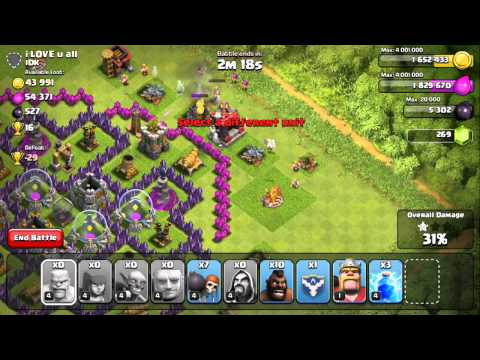 Let's Play Clash Of Clans! (Ep. #44)