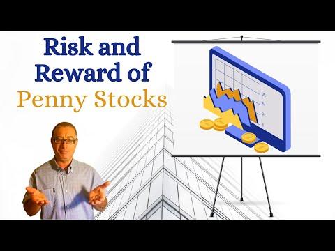 Penny Stocks Risk and Reward