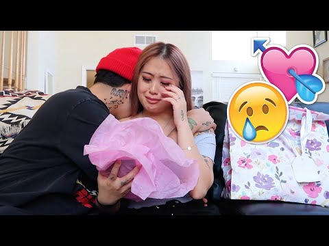 THIS GIFT MADE HER CRY...*Emotional*