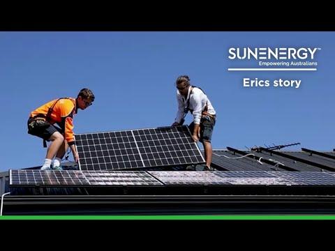 SunEnergy Customer Story - Eric