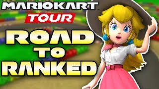Mario Kart Tour - Is F2P 10,000+ Possible in Mario Circuit 3?  ROAD TO RANKED!