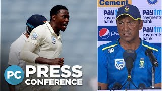 We are going to see the best of Rabada very soon - Barnes