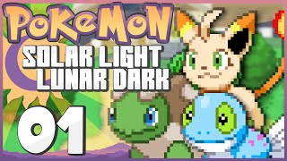 Pokémon Solar Light and Lunar Dark - Episode 1 | A New Dawn!