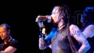 Amorphis - Towards and Against (70000 Tons Of Metal 2015)