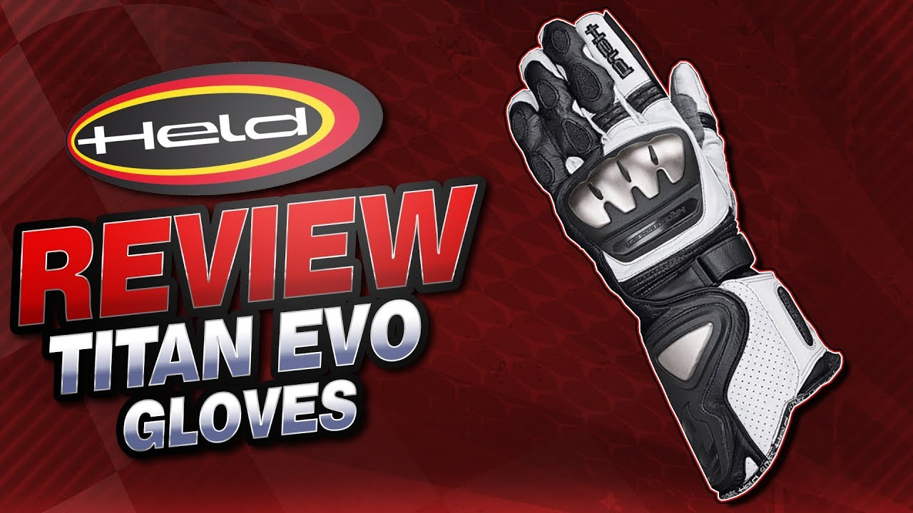 held titan evo glove review from. Black Bedroom Furniture Sets. Home Design Ideas
