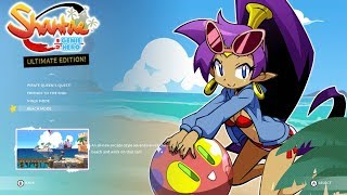 Shantae: Half Genie Hero Ultimate Edition - Beach Mode Gameplay (Direct-Feed Switch Footage)