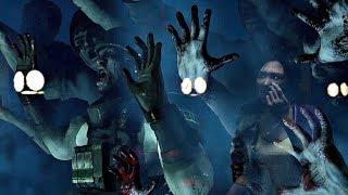 Resident Evil 6 - Biological Virus Explosion In China (4K 60FPS)