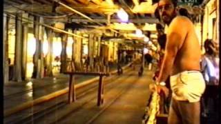 Chatham Dockyard 1988 Part 2 Featuring the ropery.