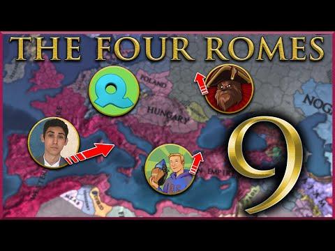 Portuguese Mistakes | The Four Romes | EU4 1.30 Emperor Multiplayer | Episode #9