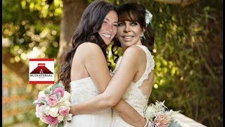 Filtran las fotos de la boda de Yolanda Andrade y Verónica Castro SIN CENSURA