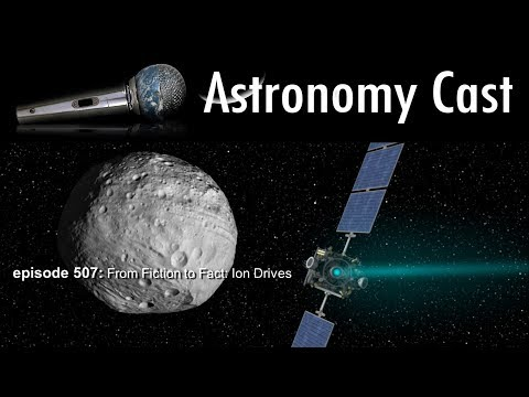 Download Astronomy Cast Ep. 507: From Fiction to Fact : Ion Drive