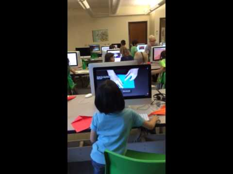 Arts and Crafts and Technology Integration - elementary school