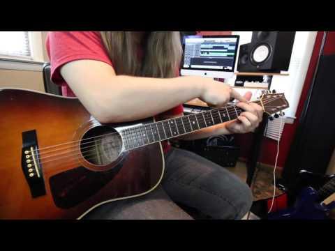 Rhythm Guitar Lesson - Versatile Chord Progressions For Acoustic Guitar