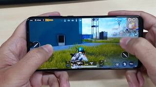 Test Game PUBG Mobile on Huawei P30 Lite