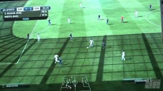 FIFA 12 Gameplay GamesCom 2011 PC[HD] #1