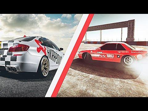 Rush rally 2 - Drift Zone 2 - Обзор гонки Мая 2016 - Review