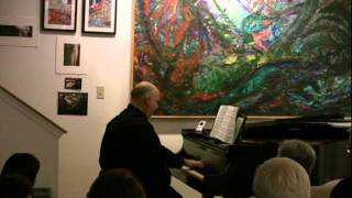 "Stephen Fierros plays ""Herberge"" from Waldszenen, Op. 82 by Robert Schumann"