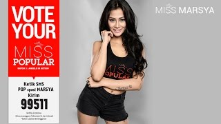 Miss Popular 2015: 'Angels in Actions' - Miss MARSYA | Fresh Fun Foxey