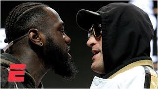 Animosity between Deontay Wilder, Tyson Fury is real - Andre Ward   Boxing on ESPN