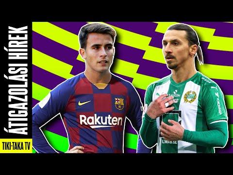 A Man. Citytől vehet középhátvédet a Barcelona!
