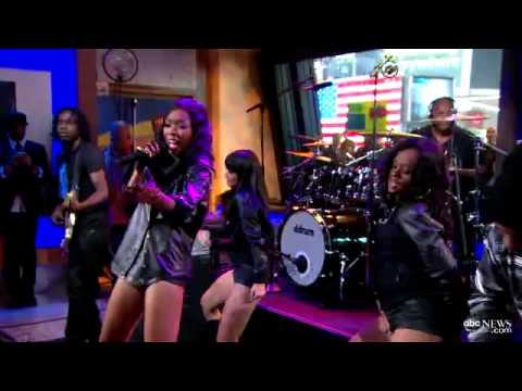 Brandy   Put It Down Live GMA