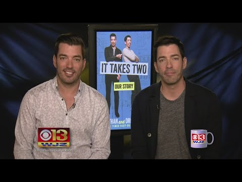 Coffee With: Property Brothers Jonathan and Drew Scott