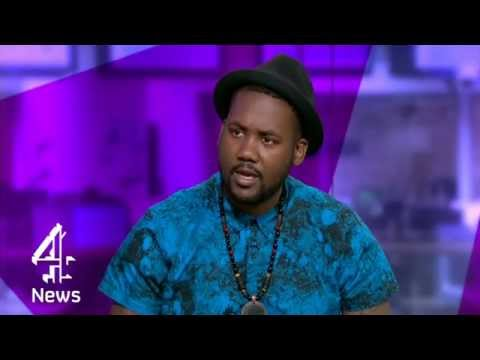 Ferguson rapper Tef Poe on Obama, hip-hop and institutional racism | Channel 4 News