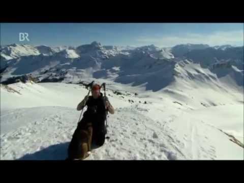 Hochwinter: Zwei Hütten in den Allgäuer Bergen (3 von 3)